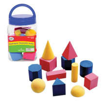 DD-2501 - Easyshapes 3D Geometric Shapes in Geometry