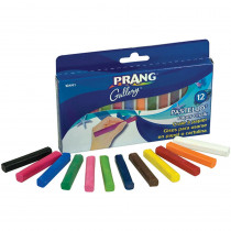 DIX10441 - Pastello Chalk Pastel 12 Colors in Chalk