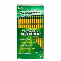 DIX13872 - Original Ticonderoga Pencils 96Bx Unsharpened in Pencils & Accessories