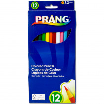 DIX22120 - Prang Colored Pencil Sets 12 Color Set in Colored Pencils