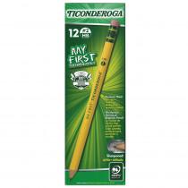 DIX33312 - My First Ticonderoga Pencil 1 Dozen in Pencils & Accessories