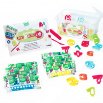DIX349100 - Das Jr Schoolpack Lab Numbers in Clay & Clay Tools