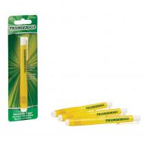Retractable White Eraser, 1 Count - DIX38001 | Dixon Ticonderoga Company | Erasers