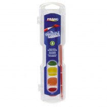 DIX80525 - Prang Washable Water Colors 8 Color Set in Paint