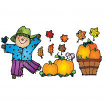 DJ-610048 - Pumpkin Patch Bulletin Board Set in Holiday/seasonal