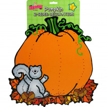 DJ-688002 - Pumpkin Two Sided Decorations in Two Sided Decorations