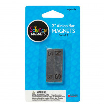 DO-731012 - Magnet Alnico Bar 2 Inch 2-Pk in Magnetism