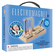 DO-731102 - Science Set Electromagnetic 10 Yr in Magnetism
