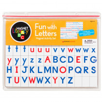DO-733003 - Wonderboard Fun-With-Letters in Magnetic Letters