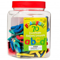 DO-733101 - Foamfun Magnets Lowercase Letters in Letter Recognition