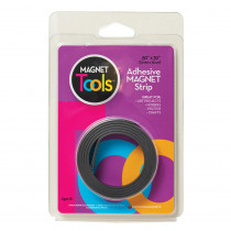DO-735002 - 1/2 X 30 Roll Magnet Strip With Adhesive in Adhesives