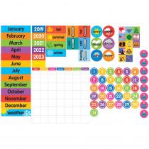 DO-735025 - Magnet Tools Giant Magnetic Calendar Set in Calendars