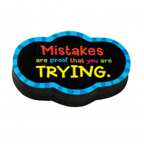 DO-735252 - Magnetic Whitboard Mistake Quote Eraser in Whiteboard Accessories