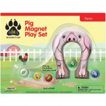 DO-736850 - Pig Magnet Play St Animal Magnetism in Magnetism