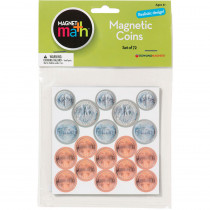 DO-MA10 - Magnet Coins in Money