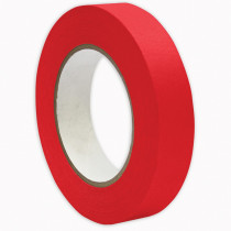 DSS46162 - Premium Masking Tape Red 1X60yd in Tape & Tape Dispensers