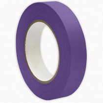DSS4616P - Premium Masking Tape Purple 1X55yd in Tape & Tape Dispensers