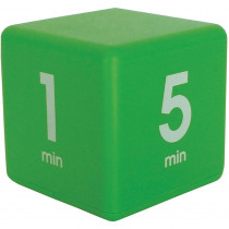 DTX37 - Green 15 Minute Preset Timer Cube in Timers