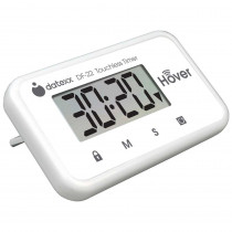 Miracle Hover Timer - Touchless Countdown Timer, White - DTXDF22WH | Teledex Inc | Timers