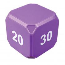 TimeCube Plus 5-10-20-30 Minute Preset Timer- Purple - DTXDF44 | Teledex Inc | Timers