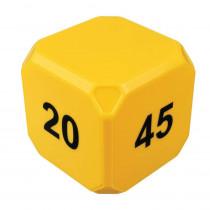 TimeCube Plus 5-10-20-45 Minute Preset Timer- Yellow - DTXDF46 | Teledex Inc | Timers