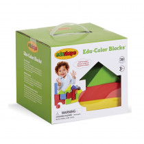 EDS716575 - Educolor Blocks 30 Pcs in Blocks & Construction Play