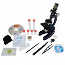 EE-EDU41011 - Microscope In Carrying Case in Microscopes
