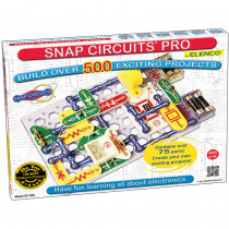 EE-SC500 - Snap Circuits Pro 500-In-1 in Experiments