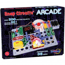 EE-SCA200 - Snap Circuits Arcade in Experiments