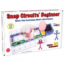 EE-SCB20 - Snap Circuits Beginner in Experiments