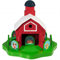 EI-1710 - Peekaboo Barn Game in Games
