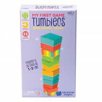 EI-1714 - Tumbleos My First Games in Games