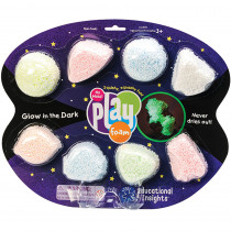 EI-1909 - Playfoam Glow In The Dark 8 Pk� in Foam