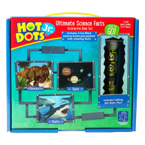 EI-2329 - Hot Dots Jr Ultimate Science Facts Interactive Book Set With Pen in General