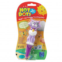 EI-2349 - Kat The Talking Teaching Kitty Pen For Hot Dots Jr in Hot Dots