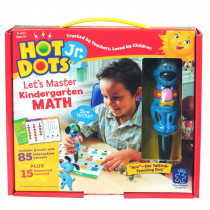 EI-2373 - Hot Dots Jr Lets Master Math Gr K in Hot Dots