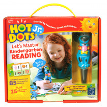EI-2391 - Hot Dots Jr Lets Master Reading Gr K in Hot Dots