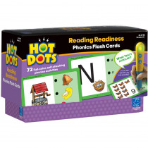 EI-2782 - Hot Dots Phonics Program Set 3 Vowels in Hot Dots