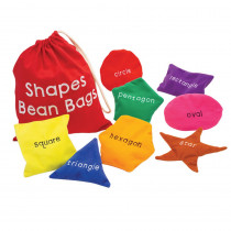 EI-3048 - Shapes Bean Bags in Bean Bags & Tossing Activities