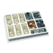 EI-3059 - Lets Pretend Play Money Coins & in Shopping