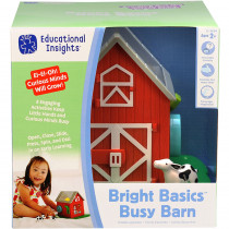 EI-3628 - Bright Basics Busy Barn in Games