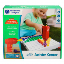 EI-4112 - Design & Drill Activity Center in Pretend & Play