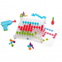 EI-4114 - Design And Drill Seethrough Creative Workshop in Blocks & Construction Play