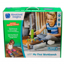 EI-4170 - Design My First Workbench Wood And Drill in Blocks & Construction Play