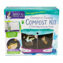 EI-5359 - Nancy B Science Club Garbage To Gardens Compost Kit in General