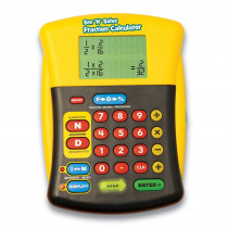 EI-8479 - See N Solve Fraction Calculator in Calculators