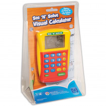 EI-8480 - See N Solve Visual Calculator in Calculators