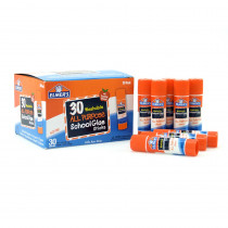 ELME556 - Elmers 30Pk School Glue Sticks All Purpose Washable in Glue/adhesives