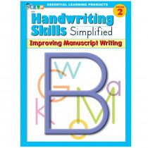 ELP0226 - Handwriting Skills Simplified Improving in Handwriting Skills