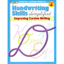 ELP0228 - Handwriting Skills Simplified Improving Cursive in Handwriting Skills